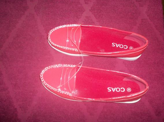 Zapatos Nauticos Mujer Nro 39 Primav-verano Liq Por Mudanza