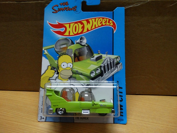 The Homer - The Simpsons - Hot Wheels 2014 - Temática
