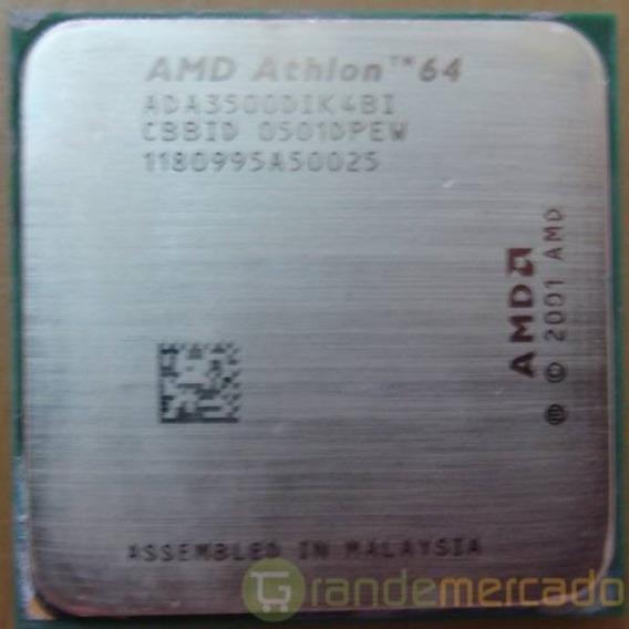 Amd Skt.939 Frequência Real 2.2ghz Athlon 64. Envio T.brasil