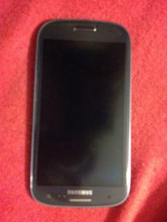 Galaxy S3 Azul 100% Nacional Impecable Caja Y Accesorios