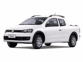 Volkswagen Saveiro Doble Cabina 0km 2017