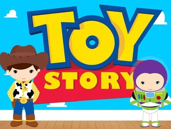 Kit Imprimible Candy Bar Toy Story Baby Golosinas Y Mas