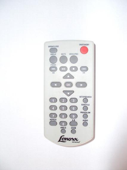 Controle Remoto De Dvd Lenox Durabrand Original