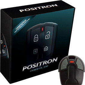 Alarme Automotivo Positron Fx 360 Chave Controle Fiat