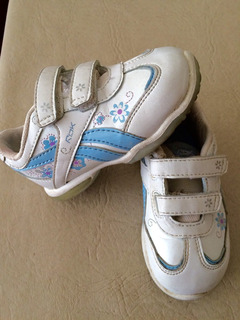 Zapatillas adidas Cuero Talle 21
