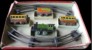 Tren Matarazzo Antiguo Ferrocarril C. Sud. 10393