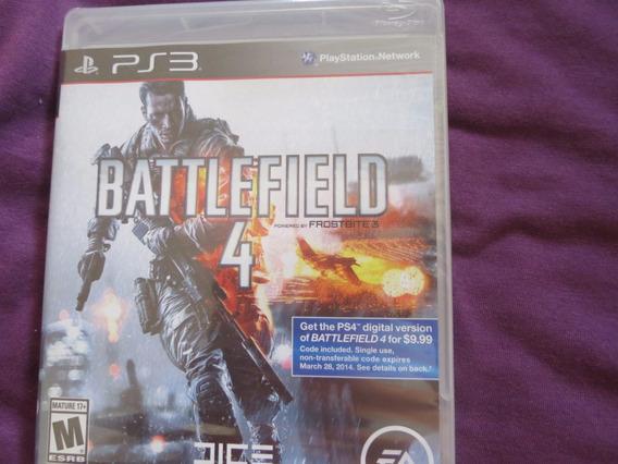 Battlefield 4 Sony Playstation 3 Ps3 Ea