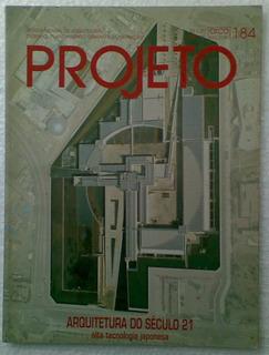 Revista Projeto No. 184 Abril De 1995