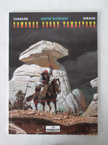 Blueberry - Sombras Sobre Tombstone - Meribérica - 1999
