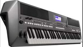 Yamaha Psr-670 Com Garantia Indisponível