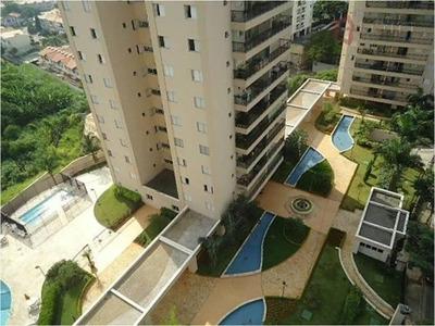 Apartamento No Butantã Com 3 Dormitórios Sendo 2 Suítes - 10644