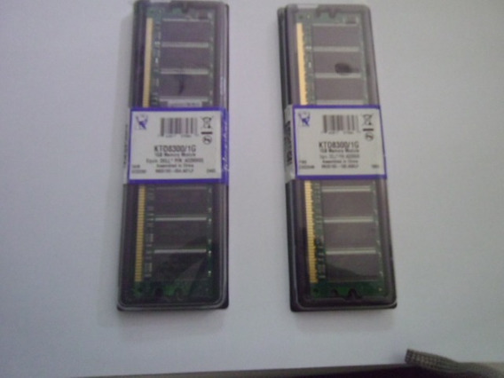 Memoria Ram-kingston 1 Gb-ktd8300