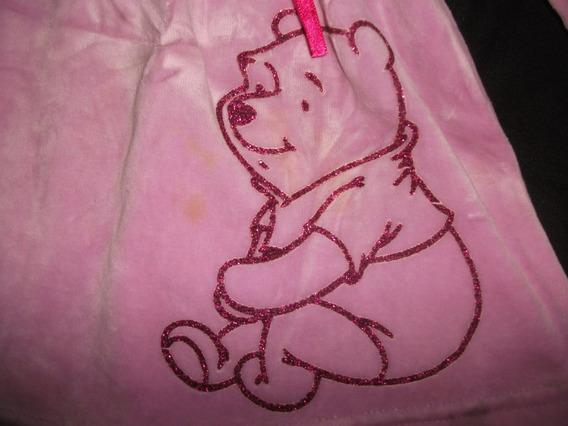 Lindo Vestidinho De Plush Da Disney Pooh Tam: 1