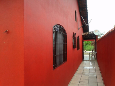 Casa Em Mongaguá Itaóca