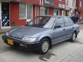 Honda Civic 1991 Automatico 1500cc