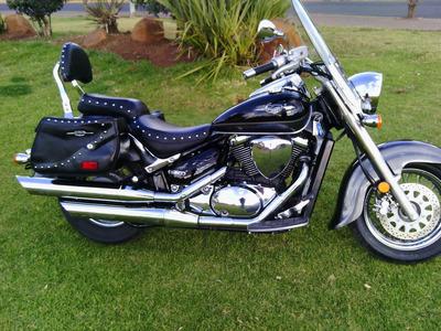 Suzuki Boulevard 800cc.mod.09 Cel 3481006028 Motos Arandas