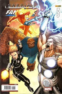 Revista: Special Ultimates & Fantastic Four N°5 (panini)