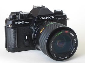 Câmera Yashica Fx-3 2000
