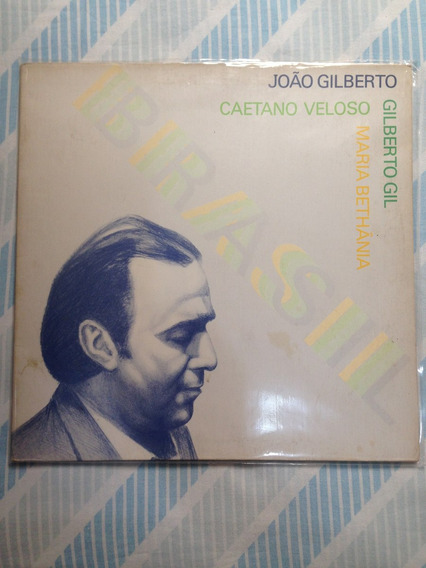 Lp Vinil João Gilberto -caetano Veloso/gil/bethânia Vinil