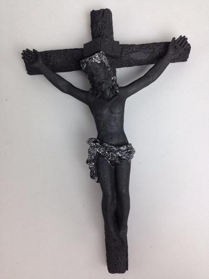 Cristo Na Cruz | Lote Com 10 Unidades