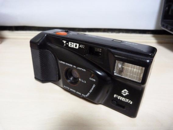 Câmera Analógica (filme) Frata T-60 Aw