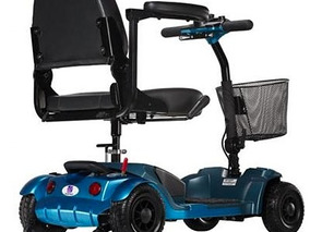Silla De Ruedas, Scooter Electrico ,desmontable