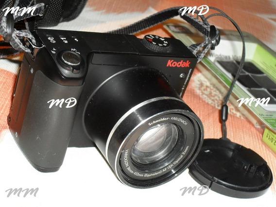 Camera Digital Profissional Kodak Easy Share Zd 8612 Is !!!!