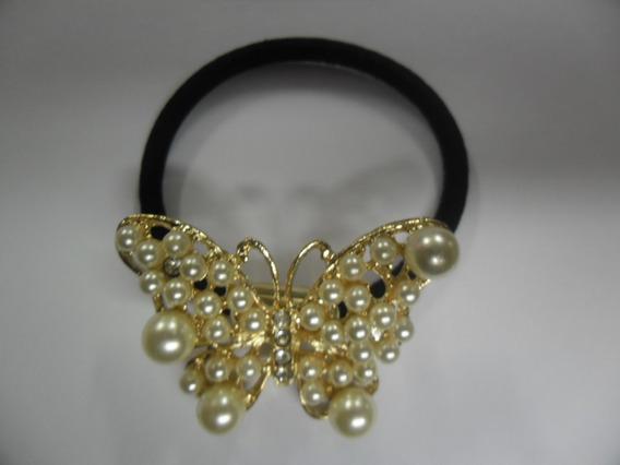 Bracelete Com Borboleta De Perola