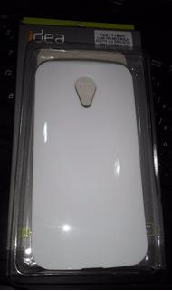 Case Tpu Motorola Moto G 2 Branco