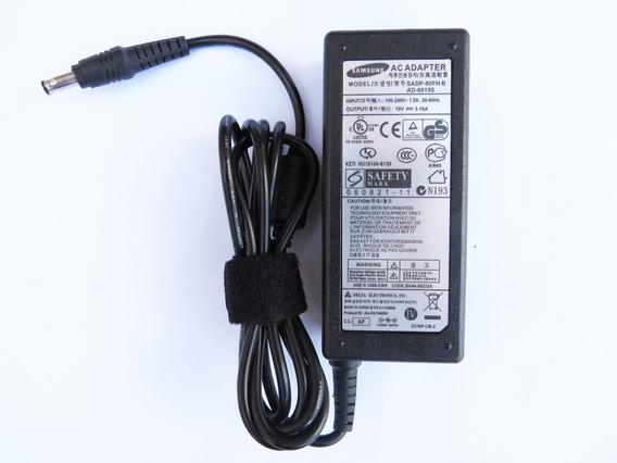 Carregador Sansung 19v X 3.16a Plug 5.0 X 4.8