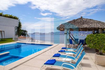 Hermosas Casas Y Deptos En Renta Por Noche En Acapulco.