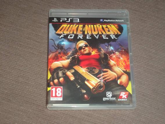 Duke Nukem Forever ( Jogo Original Ps3 )