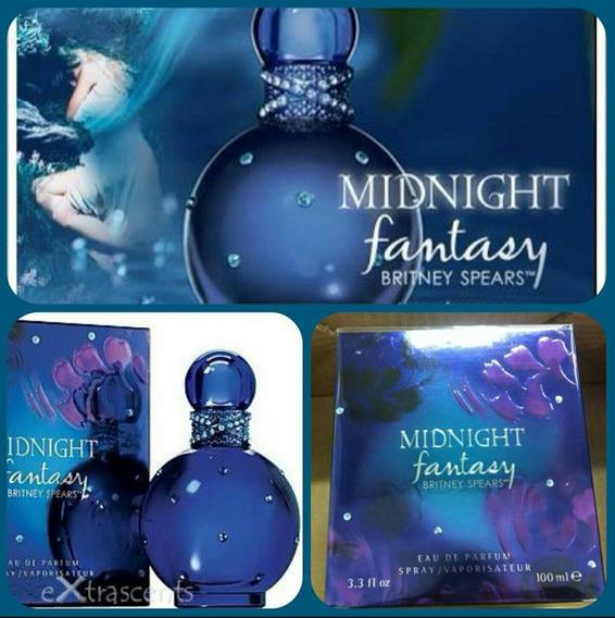 Midnight Fantasy 100ml 100%original Lacrado