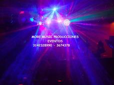 Alquiler De Luces Y Sonido Carnavalito Hora Loca 15 Años