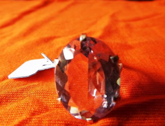 Aneis Em Prata Com Cristal Aro 20