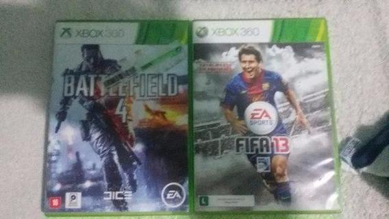 Battlefield 4 Xbox 360 + Fifa 13