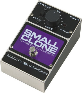 Pedal Electro Harmonix Small Clone Eh4600 Chorus Cuotas