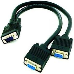 Manhattan Cable En Forma De Y Vga (gadroves)