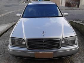 Sucata Mercedes-benz Classe C C-280 Classic/sport Gasolina