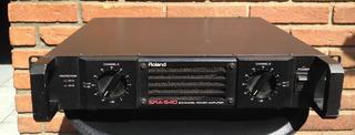 Roland Sra540 Potencia 425 Watts En 4 Ohms