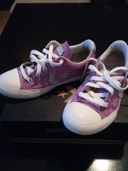 Zapatillas Converse Niña Num 33