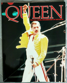 Livro Queen - The New Visual Documentary By Ken Dean