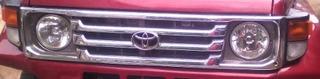 Emblema Original De Parrilla Toyota