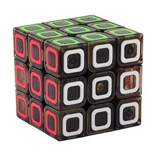 Cubo 3x3x3 Tradicional Transparente De Velocidad D-fantix