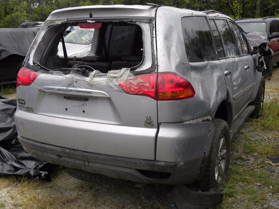 Sucata Mitsubishi Pajero Dakar 2012 V6 Gasolina