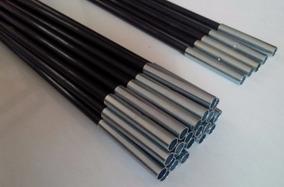 Estruturas Em Fibra P/ Wind Banners 4mts Kit C/ 10 Unidades