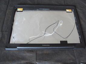 Carcaça Da Tela Lcd Toshiba A200 A205 A215 Series Completa