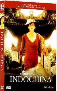 Dvd Indochina, Com Catherine Deneuve, Domnique Blanc 1992 +