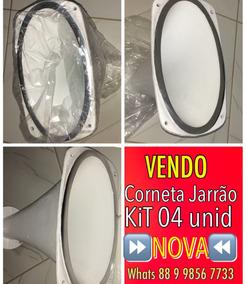 Kit Jarrão Cornetas (04unidades)