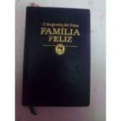 Livro O Segredo De Uma Família Feliz Watch Tower